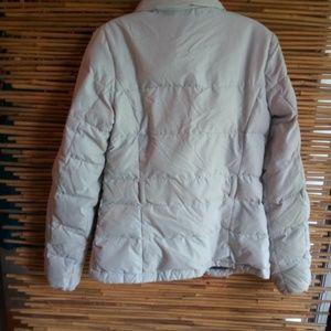 Hollister Jackets & Coats - ↓$49   Hollister Down Off-White Jacket Sz S